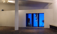 Eike: Tuning, 2000, single channel video installation, silent